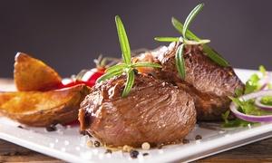 La Blanca Steakhaus: Grillteller mit Beilagen für Zwei oder Vier im La Blanca Steakhaus (bis zu 68% sparen*)