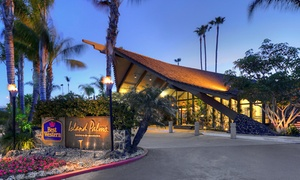 Stay At Best Western Plus Island Palms Hotel & Marina In San Diego, With Dates Into February