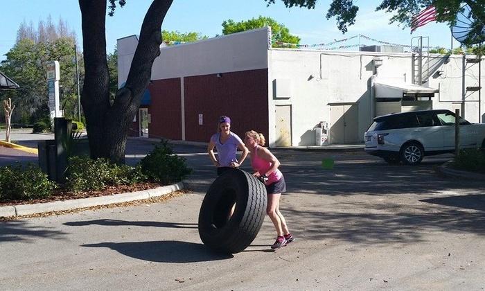 Crossfit Gaspar - Cross Fletcher: Four Weeks of Unlimited CrossFit Classes at CrossFit Gaspar (65% Off)