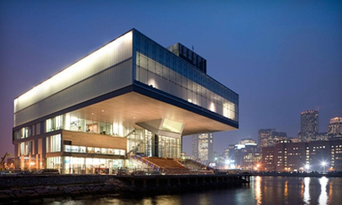 Institute of Contemporary Art - Boston: Museum Outing for Two or Four at the Institute of Contemporary Art/Boston (Up to 58% Off)