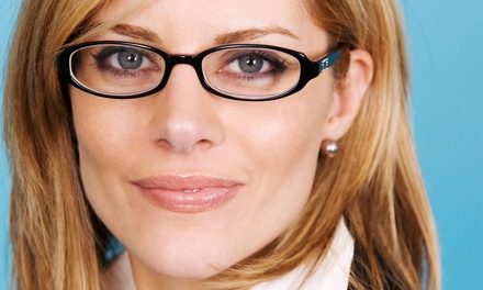 $35 for Eye Exam and $200 Toward Frames and Lenses at Elijah Peters Optique ($285 Value)