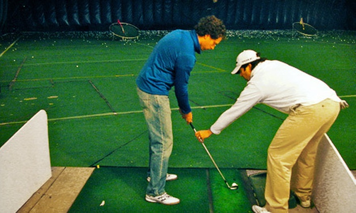Chris Peterson Golf - Multiple Locations: One or Three Indoor Golf Lessons with Video Analysis at Chris Peterson Golf (Up to 52% Off)
