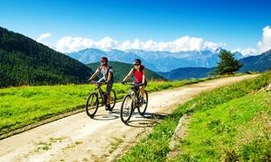 Agriturismo Santagada: Noleggio mountain bike con pedalata assistita e grigliata di carne e vino fino a 4 persone all'Agriturismo Santagada