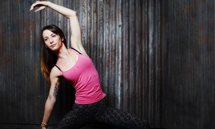 Selah Estrada Yoga Instructor - Los Angeles: 1 or 3 Private Sessions for One, or 1 Private Session for Two from Selah Estrada Yoga Instructor (Up to 80% Off)
