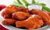 ATL Wings Your Way - Philadelphia - Center City East: $30 for Three Groupons, Each Good for a Wings Meal at ATL Wings Your Way ($45 Total Value)