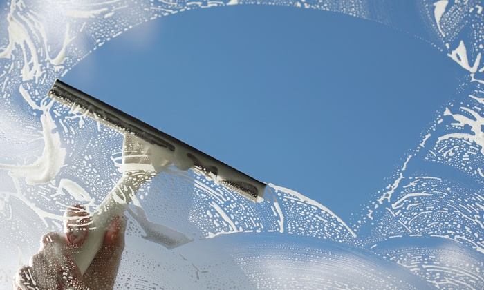 Abracadabra Window Cleaning - Atlanta: $49 for $110 Toward Window Cleaning, or $99 for $150 Toward Pressure-Washing Services from Abracadabra Window Cleaning