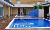 Circuito termal para 2 personas con tila e infusiones o masaje con aroma de chocolate desde29,90 € en Spa Santa Ana