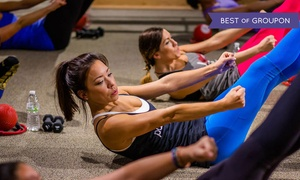 Pure Barre Redmond: $89 for Month of Unlimited Barre Fitness Classes at Pure Barre Redmond ($225Value)