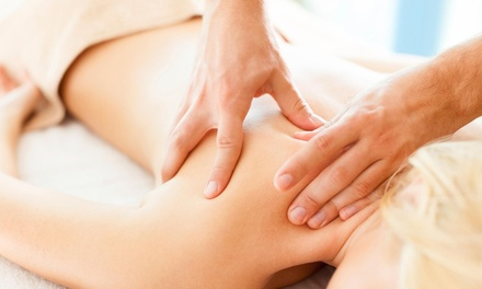A 60Minute Swedish Massage at Rashelle at Salon Fresh Beauty & Boutique (50% Off)