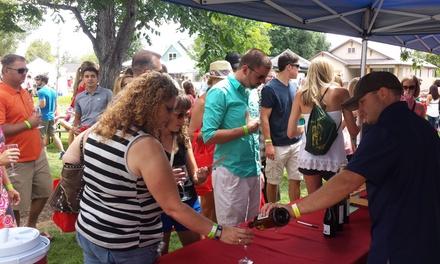 Up to 50% Off Estes Park Wine Festival at Estes Park Wine Festival