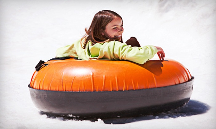 North Pole of Texas - Far West Side: $13 for Winter-Festival Package with Hot Chocolate at North Pole of Texas ($26 Value)