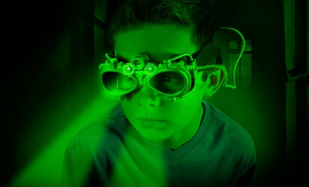 Uncle Milton Night Hawk UV Night-Vision Goggles. Free Returns.