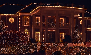 Affordable Christmas Lighting: $325 for a Holiday Light Installation Package from Affordable Christmas Lighting ($650 Value)