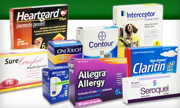 HealthWarehouse.com: $12 for $25 Worth of Prescriptions, Remedies, and Supplies from HealthWarehouse.com