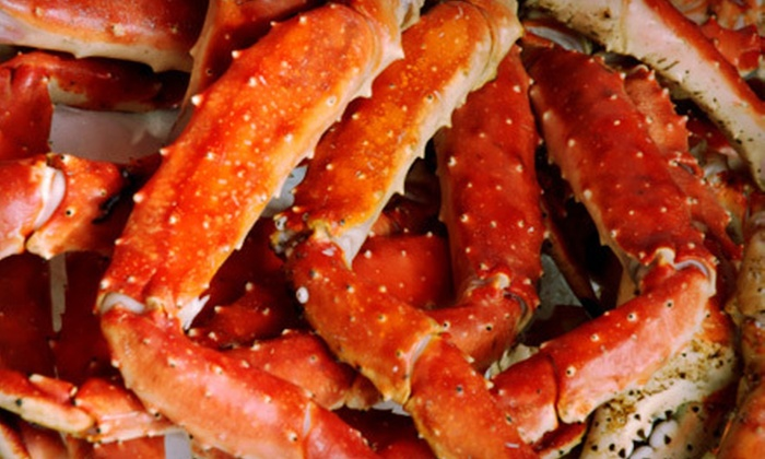 Fresh Seafood Market & More - West Columbia: $12 for $25 Worth of Fresh Seafood at Fresh Seafood Market & More