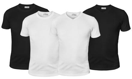 3 t-shirt Liabel caldo cotone