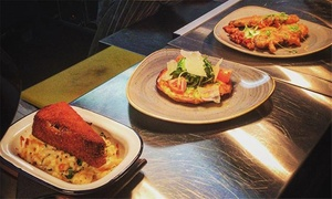 Lincoln Tap House & Kitchen: £30 Toward Food at Lincoln Tap House & Kitchen (Up to 50% Off)