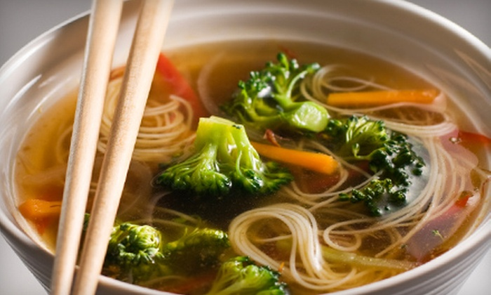 Yummy Hot Pot and Grill - Brighton: $15 for $30 Worth of Chinese Fare at Yummy Hot Pot and Grill
