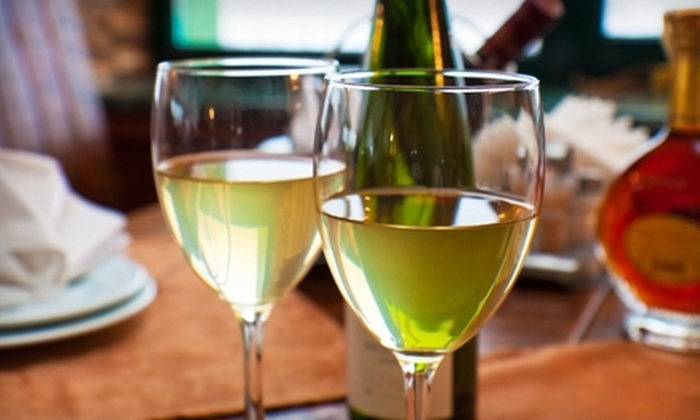 Club di Vino - San Diego: $44 for a Wine and Food Pairing for Two at The Merk Bistro Italiano ($100 Value)