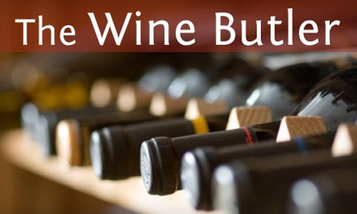The Wine Butler - Nortown: $45 for Wine Making at The Wine Butler ($99 Value)