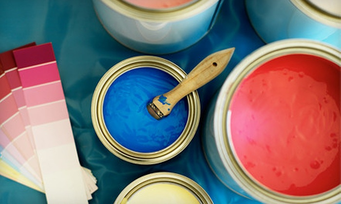 Color Store - Highland Park: $20 for $40 Worth of Paint and Painting Supplies at Color Store