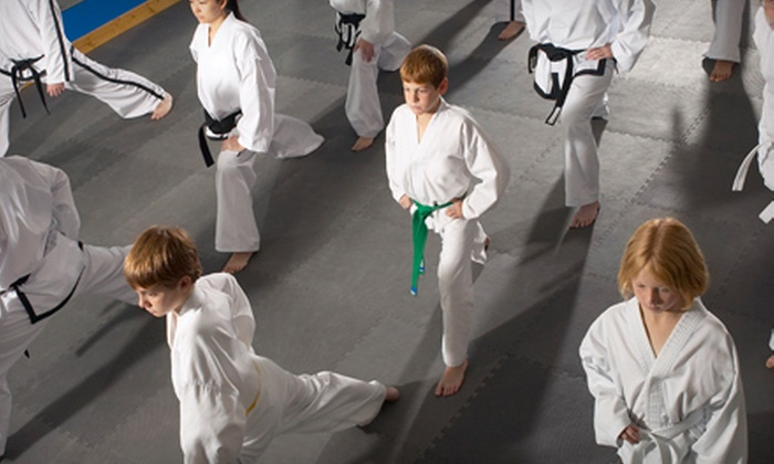 United Taekwondo Academy - Taku: $49 for a Tae Kwon Do Class Package with One Month of Classes and Uniform at United Taekwondo Academy ($175 Value)