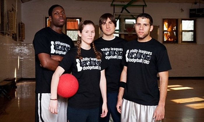 Life Unchained - South Philadelphia East: $20 to Play in Dodgeball Benefit Game on April 2 for Life Unchained at the Wells Fargo Center