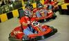 Pole Position Raceway - Multiple Locations: Three Indoor Kart Races at Pole Position Raceway