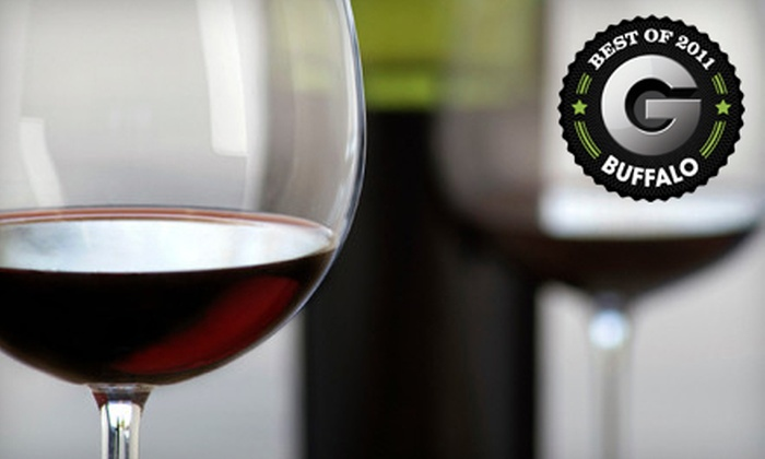Parings Wine Bar - Amherst: Gourmet Meal for Two with Bottle of Wine or Prix Fixe Meal for Two with Riesling Wine Pairings at Parings Wine Bar in Williamsville (Half Off)