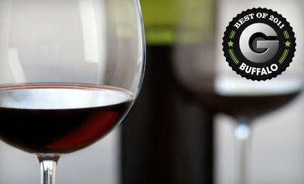 4-Course Meal and a Bottle of Wine for Two, Valid Any Day of the Week - Parings Wine Bar in Williamsville