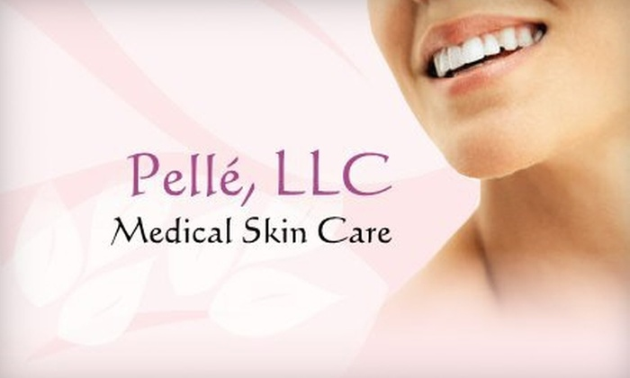 Pelle Medical Skin Care - Madisonville: $39 for a Micro Chemical Peel at Pellé Medical Skin Care