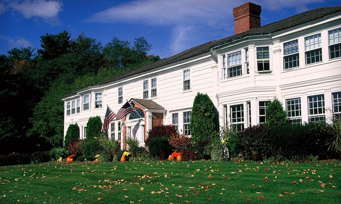 Blackberry River Inn - Norfolk: One- or Two-Night Stay for Two at Blackberry River Inn in Connecticut