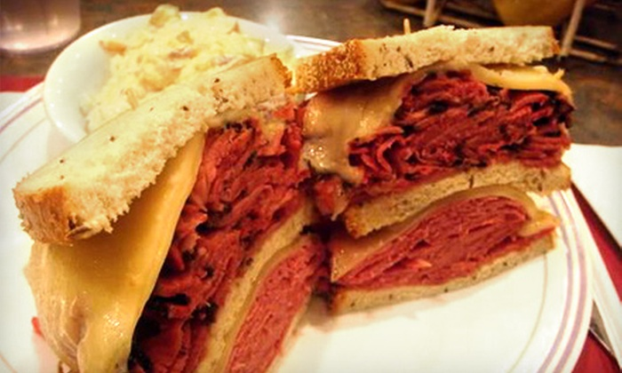 City Delicatessen - San Diego: $10 for $20 Worth of Diner Fare at City Delicatessen