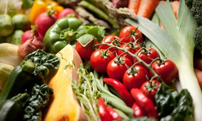 Brilliant Market - Aspinwall: $20 for $40 Worth of Fresh Groceries or $5 for $10 Worth of Café Lunch Fare at Brilliant Market