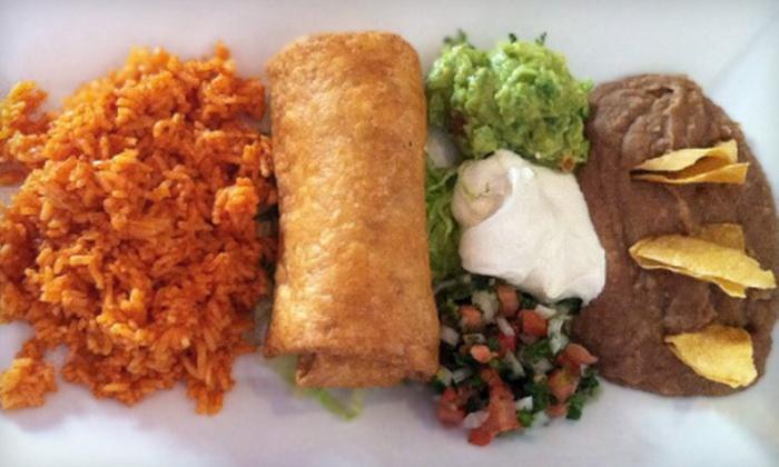 La Fortaleza Mexican Restaurant - La Fortaleza: Up to 58% Off at La Fortaleza Mexican Restaurant in Garfield