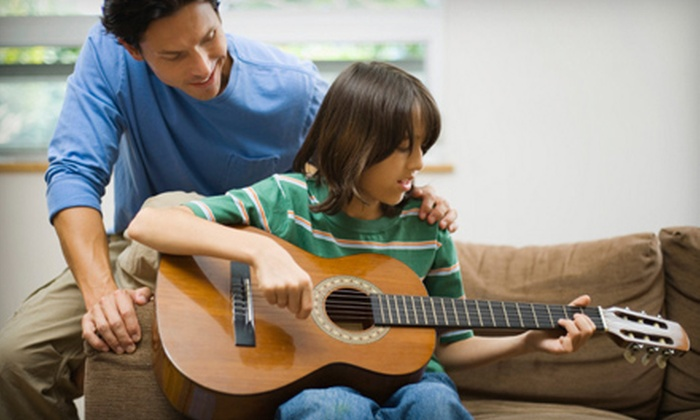 Palen Music Center - Joplin: $15 for Four Private Instrument Lessons at Palen Music Center in Joplin ($75 Value)