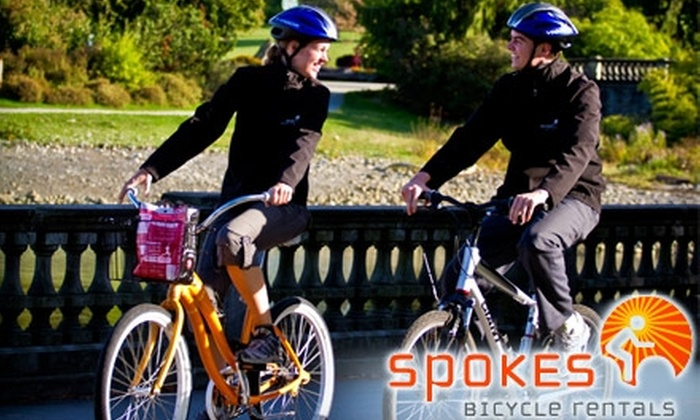 Spokes Bicycle Rentals - West End: $19 for a Full-Day Bike Rental at Spokes Bicycle Rentals (up to a $48 Value)