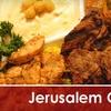 $5 for Fare at Jerusalem Cafe in Oak Park