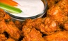 Friday Knight Lights - London: Two Pounds of Wings and Pitcher of Beer or $10 for $20 Worth of Pub Fare at Friday Knight Lights