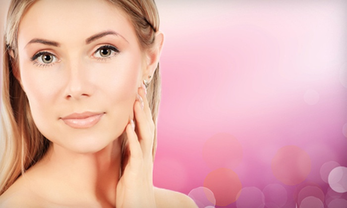 SKYN LOUNGE - Bellewood: One, Three, or Five Obagi Blue Peel Radiance Facial Treatments at SKYN LOUNGE (Up to 65% Off)