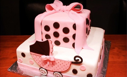 $125 Toward One Specialty Cake - Allison's Cups n' Cakes in