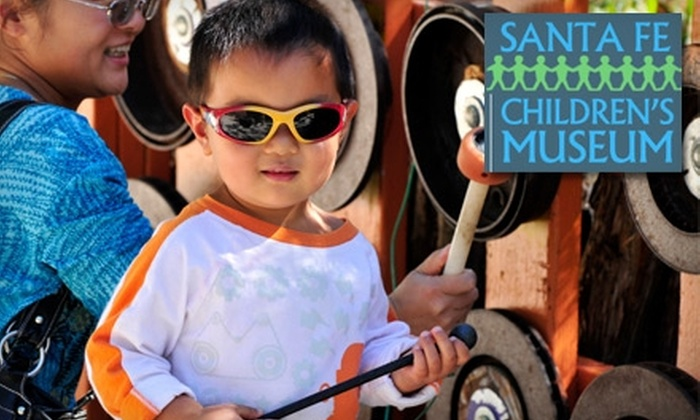 Santa Fe Children's Museum - Old Santa Fe Trail: $45 for Family Membership to Santa Fe Children's Museum ($90 Value)
