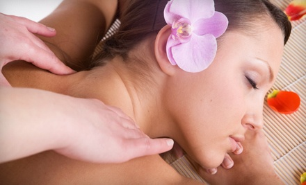 Women's Pomegranate Spa Package ($135 value) - Broadway Skin & Body Retreat in Albuquerque