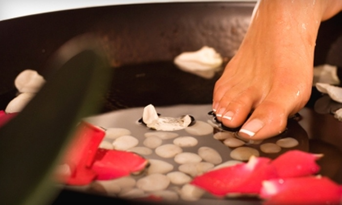 The Healing Zone - Enfield: $20 for an Ionized Foot Bath (Up to $45 Value) at The Healing Zone