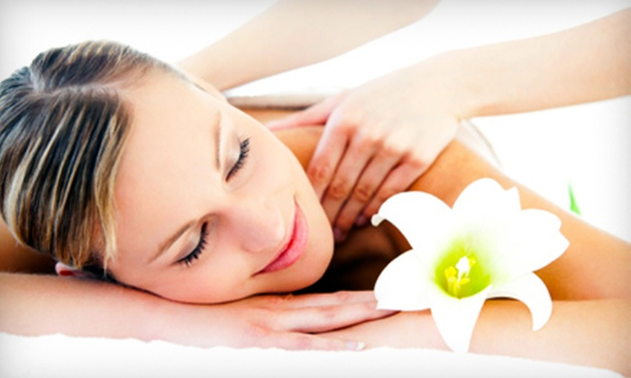 Paradise Salon and Day Spa - Pikesville: One-Hour Swedish, Deep-Tissue, or Heated-Stone Massage at Paradise Salon and Day Spa in Pikesville