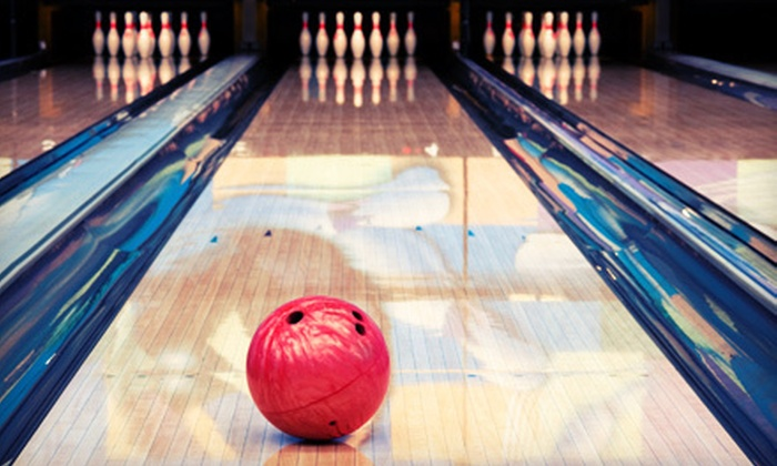 Old Mountain Lanes & Walnut Hill Bowl - Multiple Locations: $39 for a Two-Hour Bowling Package for Up to Six at Old Mountain Lanes and Walnut Hill Bowl (Up to $94.90 Value)