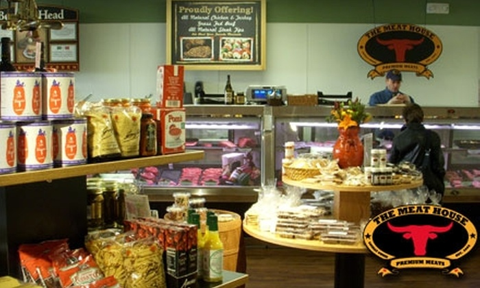 The Meat House - Coolidge Corner: $20 for $40 Worth of Meats and Gourmet Groceries at The Meat House in Brookline
