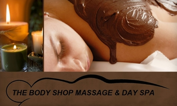 The Body Shop Massage & Day Spa - Chandler: $49 for a Pumpkin Body Treatment and Pumpkin Foot Dessert at The Body Shop Massage & Day Spa in Chandler
