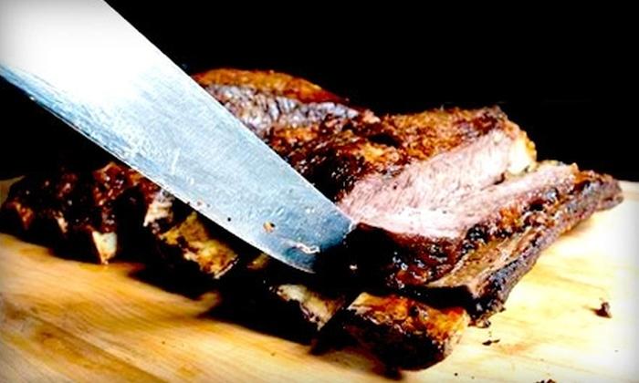 Via Brasil Steakhouse - Peccole Ranch: $21 For One Rodizio Dinner at Via Brasil Steakhouse ($42.95 Value)