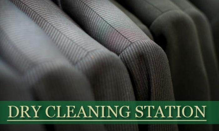 Dry Cleaning Station - Tulsa: $10 for $20 Worth of Eco-Friendly Dry Cleaning and Laundry Services at Dry Cleaning Station